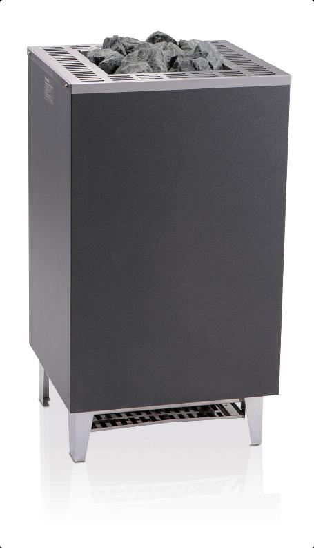 Электрическая печь для бани без парогенератора EOS Cubo