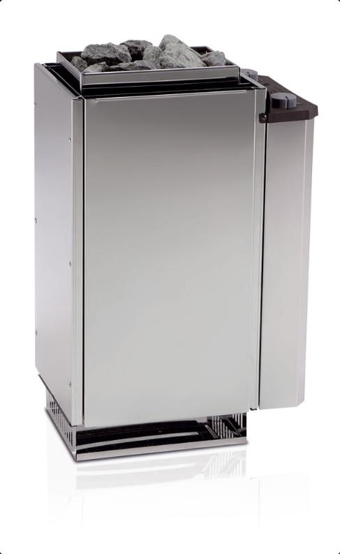 Электрическая печь для бани без парогенератора EOS M3