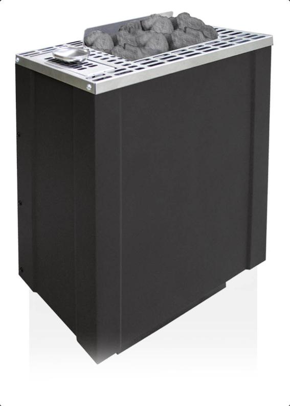 Электрическая печь для бани с парогенератором EOS Bi-O Filius