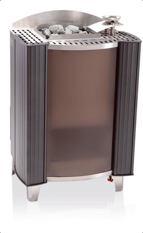 Электрическая печь для бани с парогенератором EOS Bi-O Germanius