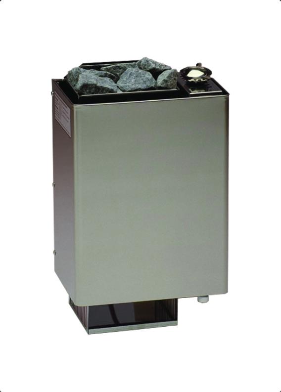 Электрическая печь для бани с парогенератором EOS Bi-O Mini