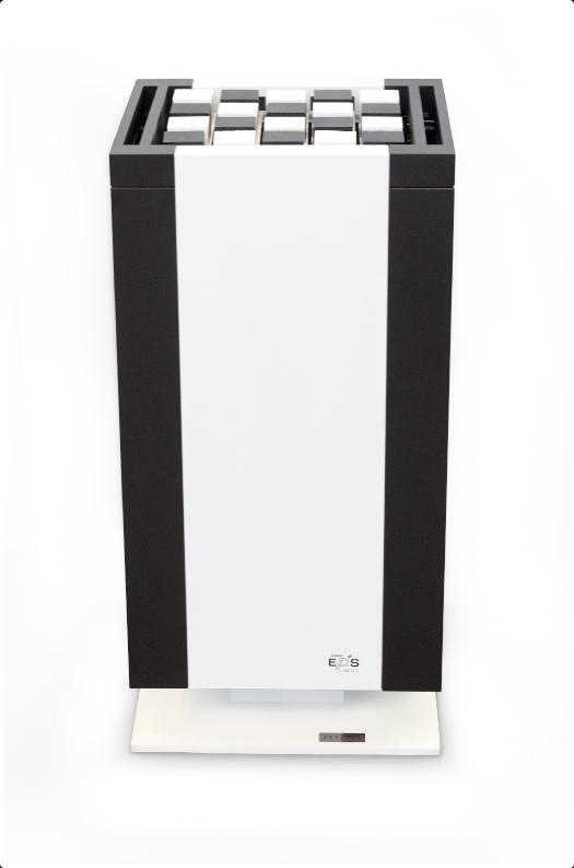 Электрическая печь для бани EOS Mythos Black & White S-Line без парогенератора