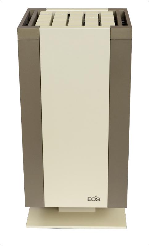 Электрическая печь для бани EOS Mythos Champagner-Bronze Vapor S-Line c парогенератором