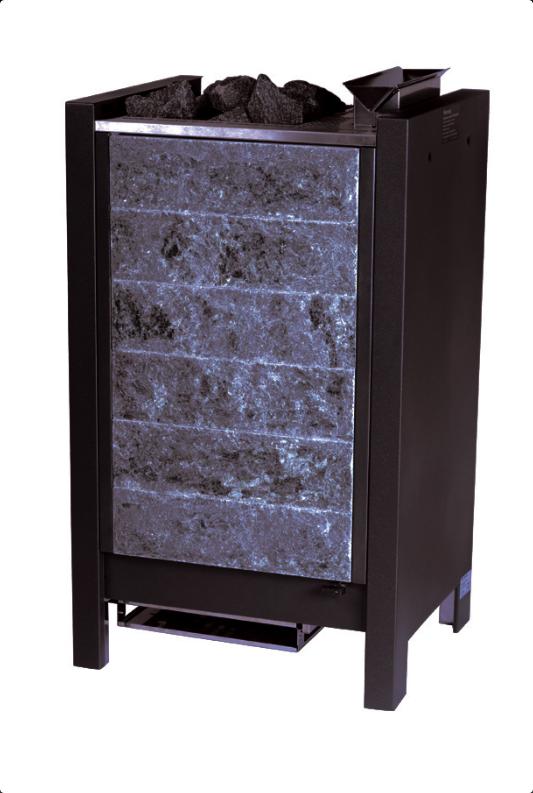 Электрическая печь для бани EOS Corona S25 Vapor S-Line c парогенератором