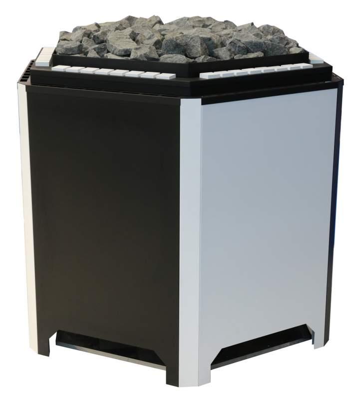 Газовая печь для бани и сауны EOS Helios