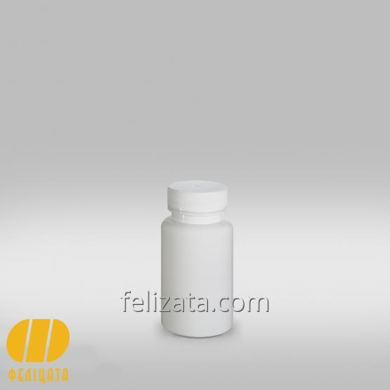 PET bottle white 75 ml