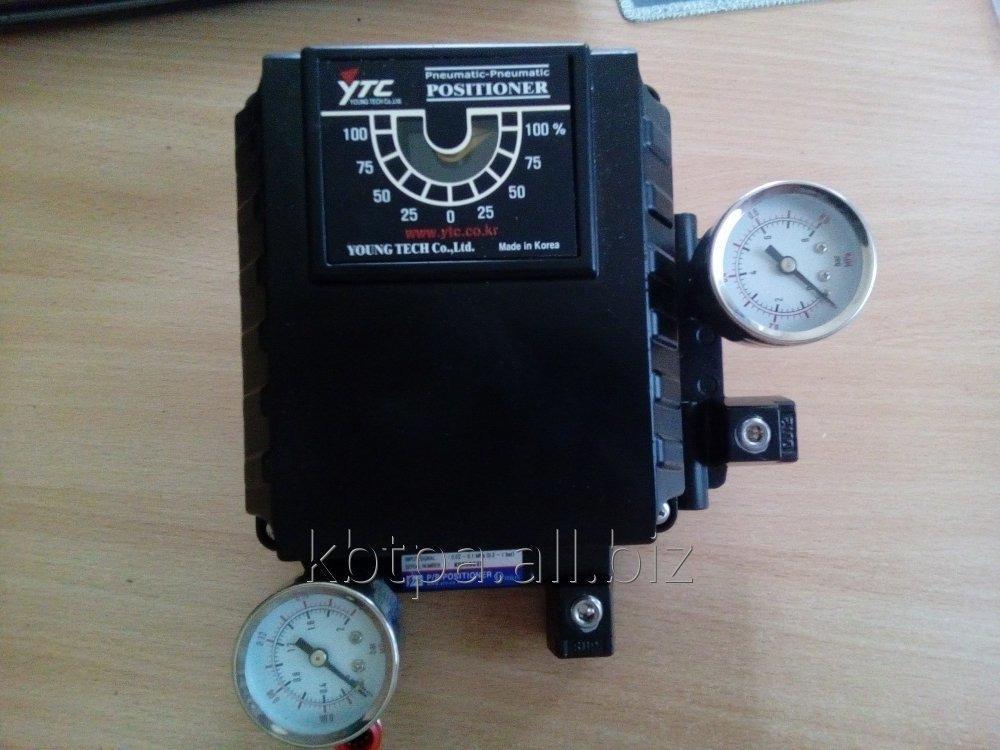 Купить Пневмопозиционер - пневматический позиционер YT-1200