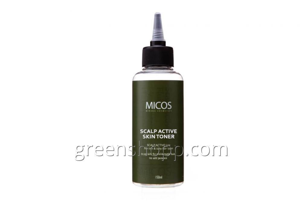 Купить Средство против выпадения волос Scalp Active Toner Скалп Актив Тонер