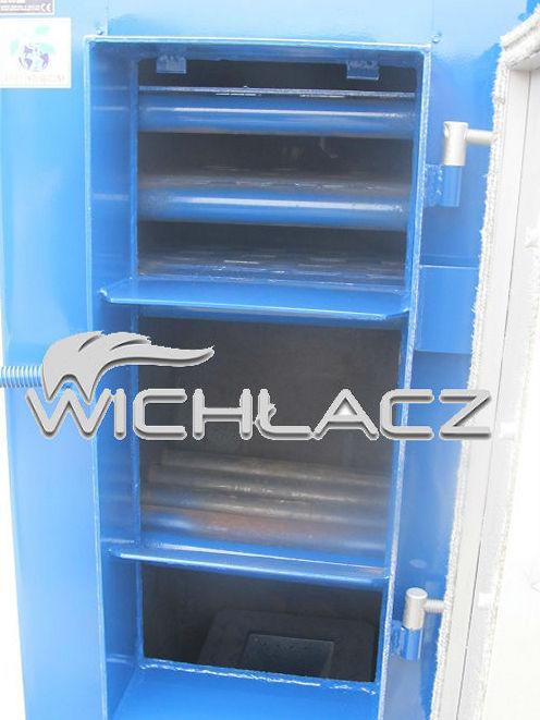 Купить Котел твердотопливный Wichlaсz тип GKR с автоподачей 150/200кВт