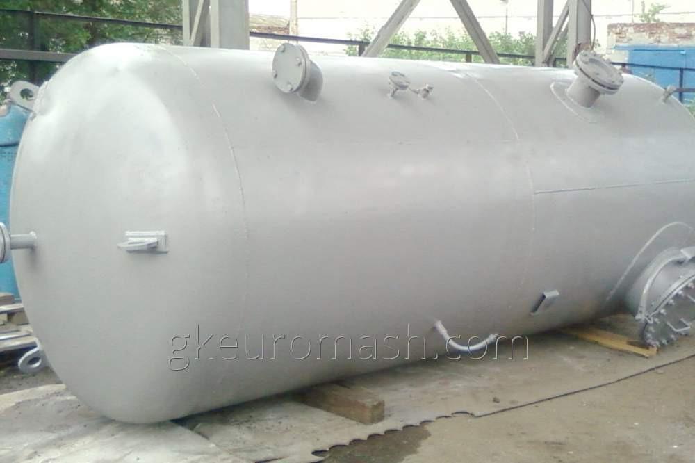 Воздухозборник для компрессорных установок ТУ 26-01-1073-90