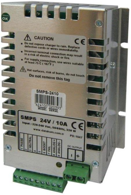 Купить DATAKOM SMPS-1210 FORWARD Зарядное устройство аккумулятора (12V/10A)