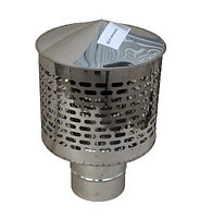 Chimney spark arrestor stainless steel 160 mm