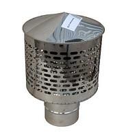 Buy Spark arrestor chimney caps, stainless steel 150 mm