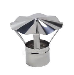 Купить Грибок дымоходный нерж 110мм