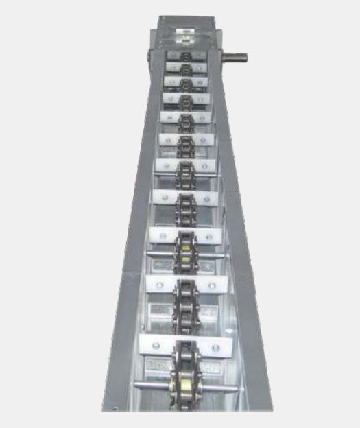 Цепной конвейер модель VCC300
