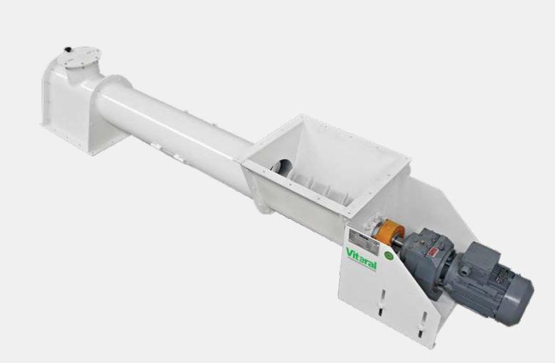 Трубообразный шнек модель VSCT200