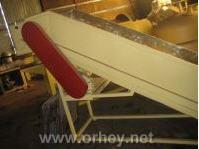 Резка кабачка на кружки А9-КЛГ-2.    Производительность: 2000 кг/ч.