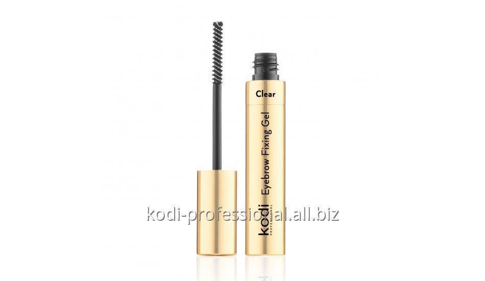Eyebrow fixing gel Kodi professional Make-up (фиксирующийгельдлябровей), 7ml