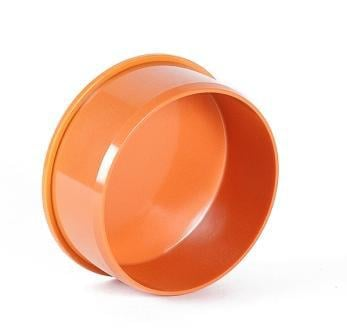 Buy Sewer cover PVC 160