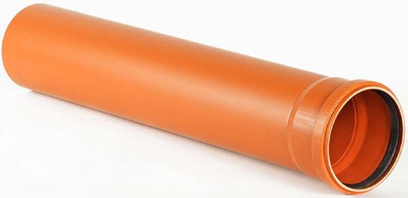 Купить Труба канализационная ПВХ SN2 160х4х2000мм