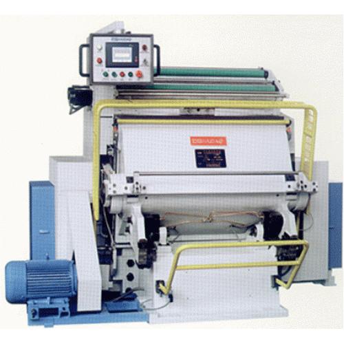 Позолотно-высекальный пресс полуавтомат Victoria ZHTJ 1100