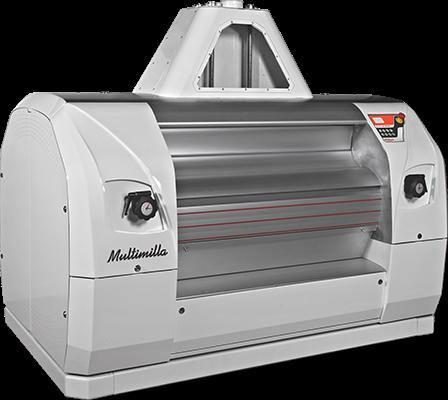 Мултимилла вальцовый станок MML-D 25100
