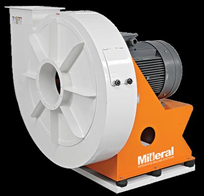 Пневматический вентилятор MHF 45