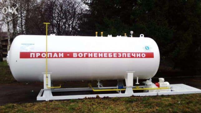 Газовая заправка, АГЗС, АГЗП 10 куб., LPG модуль, пропан-бутан
