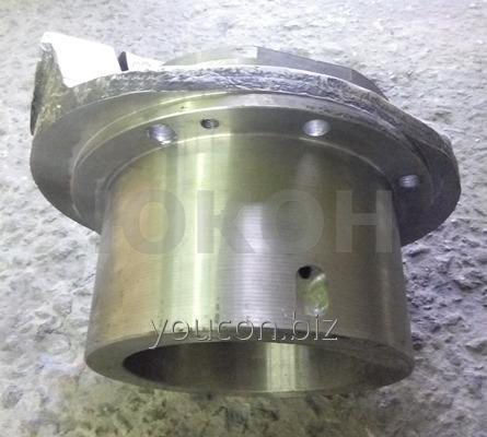 Задний предохранительный стакан гранулятора Б6-ДГВ