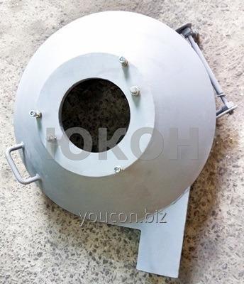 Передняя крышка гранулятора ОГМ 0,8