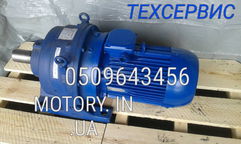 Купить Мотор-редуктор 3МП-40 5.6 об/мин с электродвигателем АИР56А4 0.12 кВт 1500 об/мин