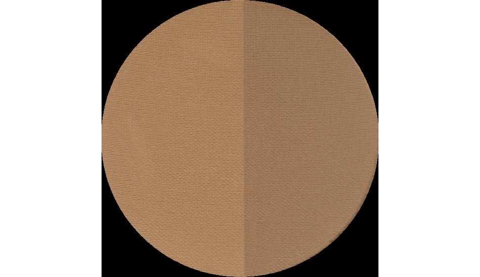 Duo brow powder Dark brown/Brown (тени для бровей двухцветные в рефилах. Цвет темно коричневый/коричневый) 3 g