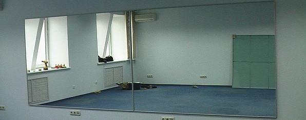 el espejo para la sala de deportes el espejo grande para los bailes los