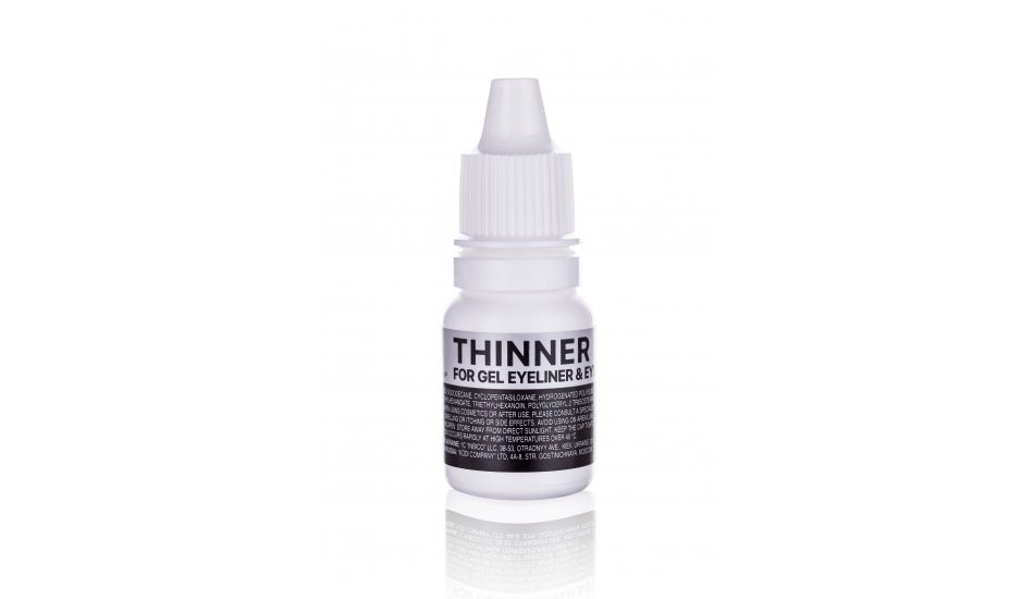 Размягчающее средство для гелевых подводок для глаз, 10  мл