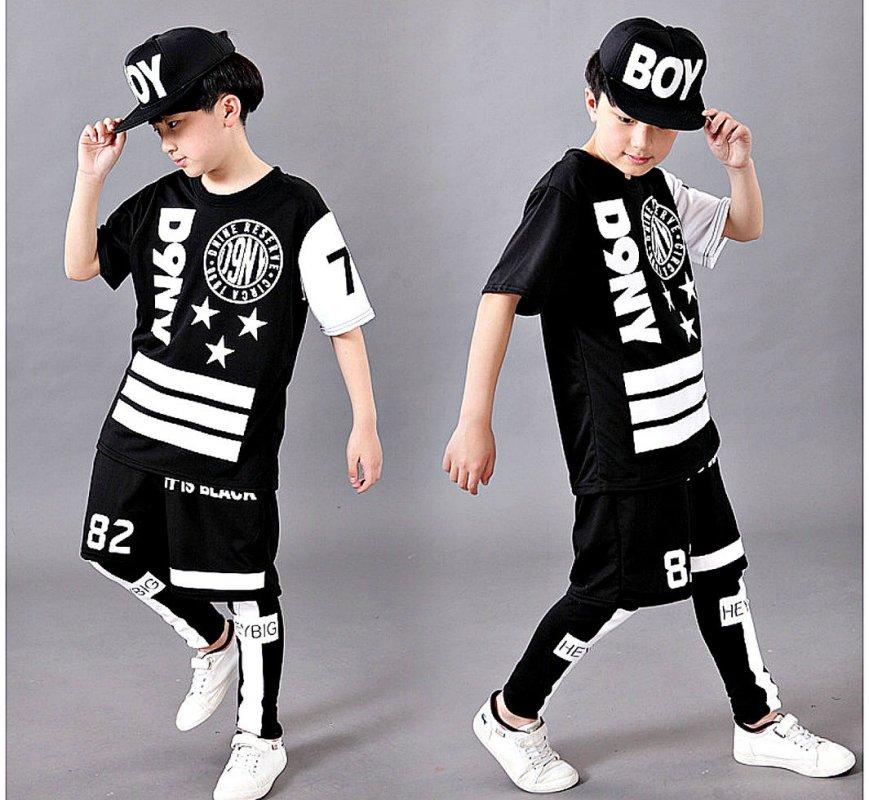 Спортивные костюмы для детей-(Джаз, Хип-хоп Танцы)