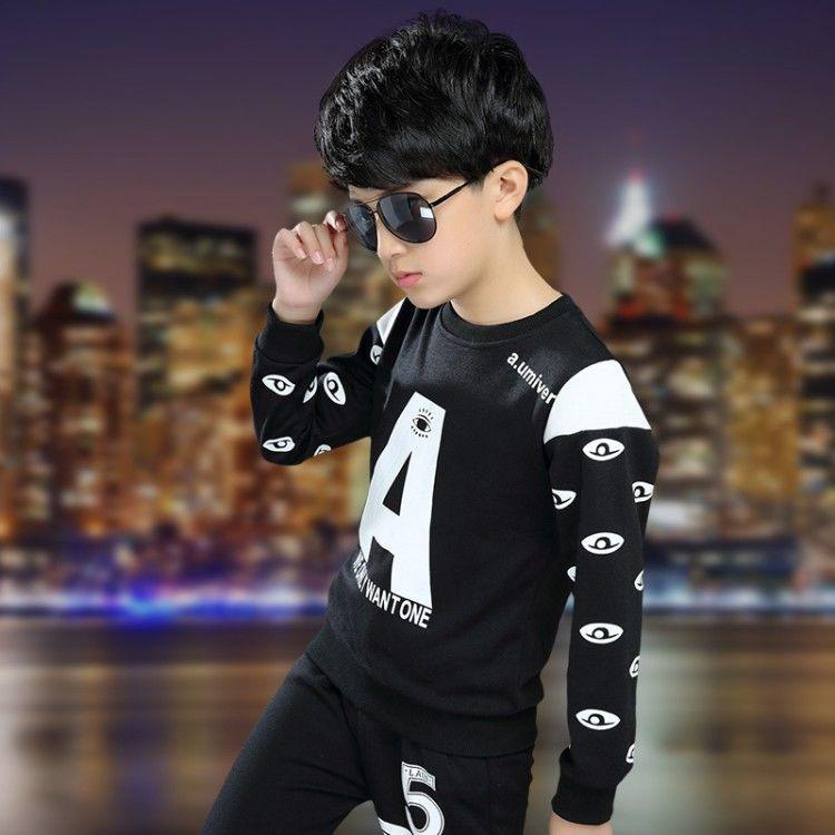 Спортивный костюмы для мальчиков-(Брюки+футболка).