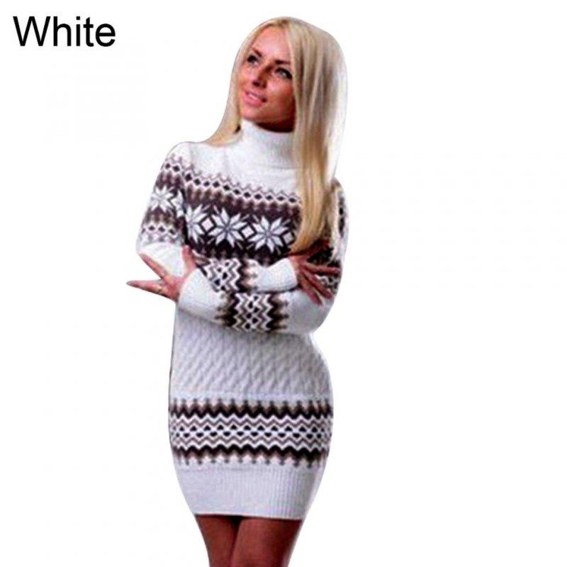 вязаное свитер платье пуловер снежинка магазин алигал винница