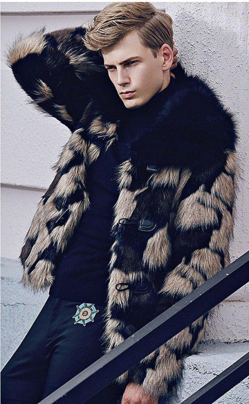 Теплые, однотонные мужские жилеты с капюшоном.