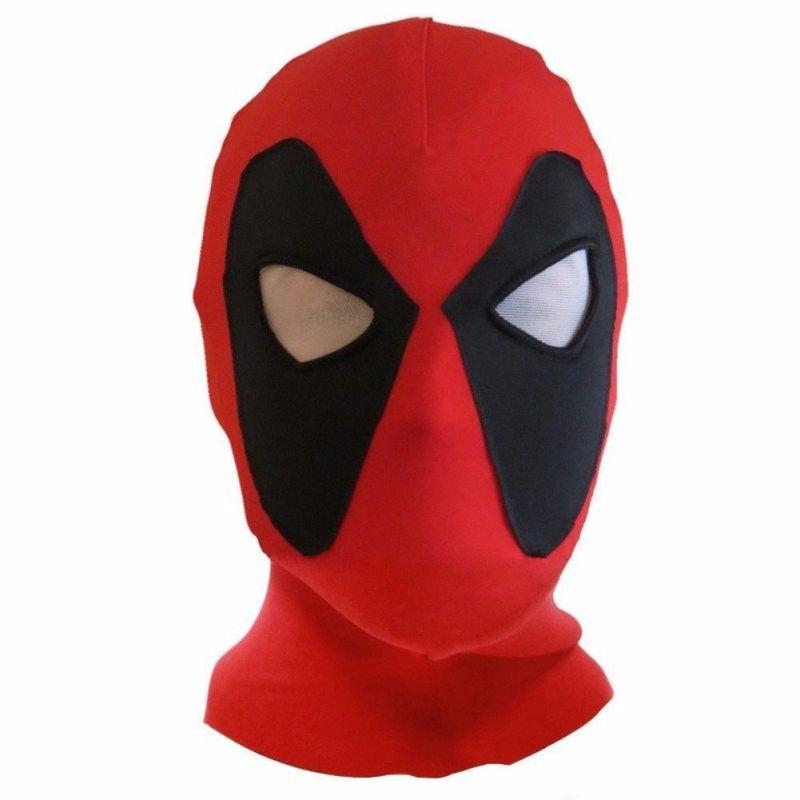 Маскарадная маска-(Дэдпул косплей)