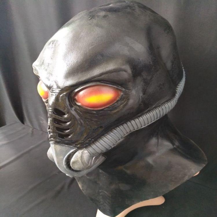 Маскарадная маска-Хищник 490
