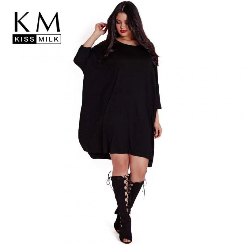 Модные женские платья больших размеров.