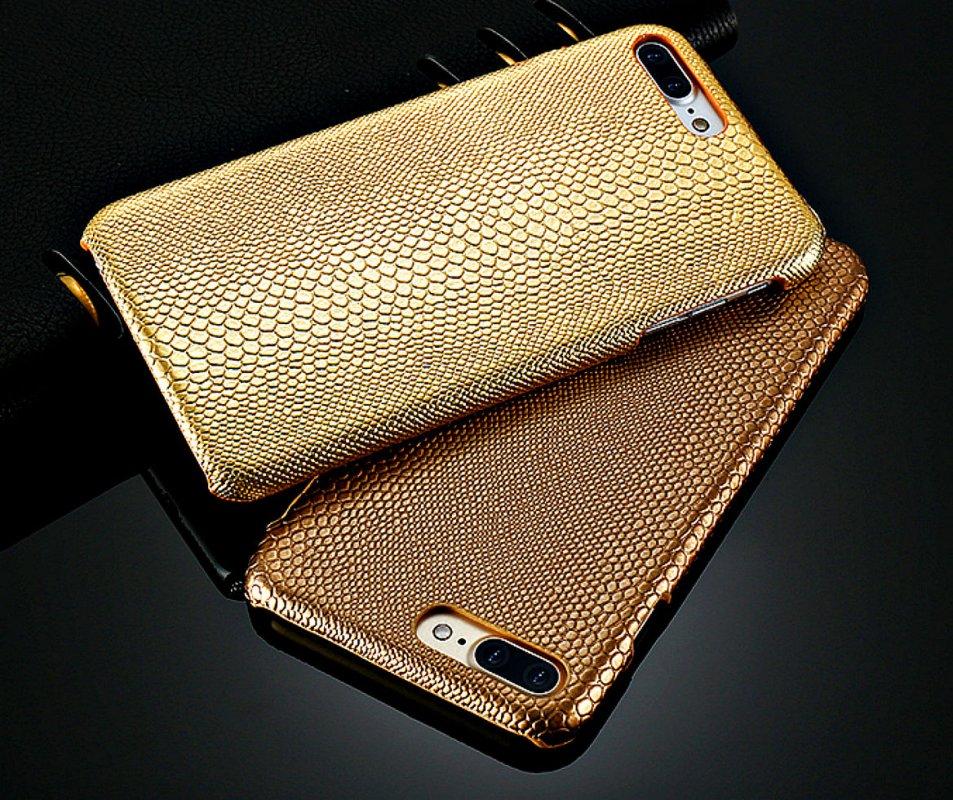 Ударопрочный чехол с (Кожи Ящерицы) дляiPhone 7/7Plus