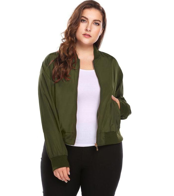 Куртка-(бомбер) для женщин с длинным рукавом.