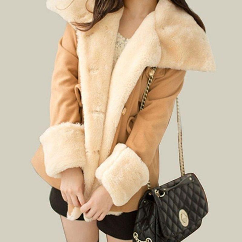 Теплые зимние куртки для женщин