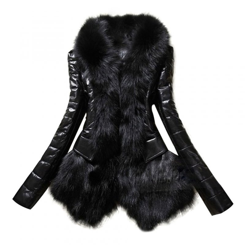 Модные женские зимние теплые куртка с воротником