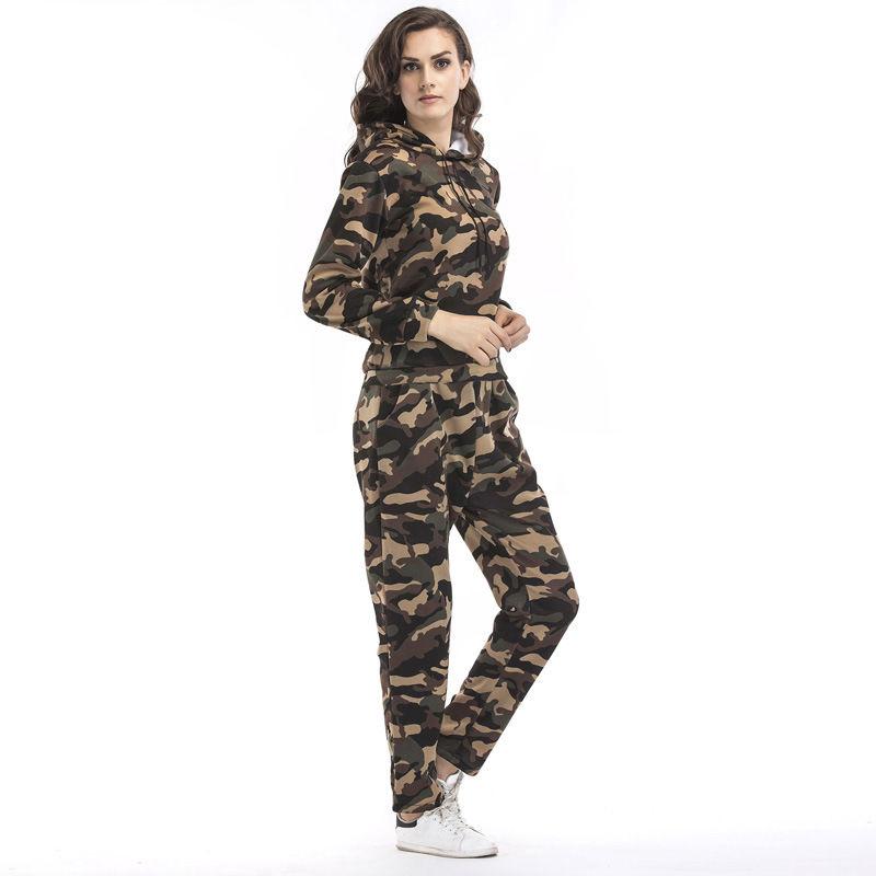 Спортивные костюмы-(камуфляж) для женщин.