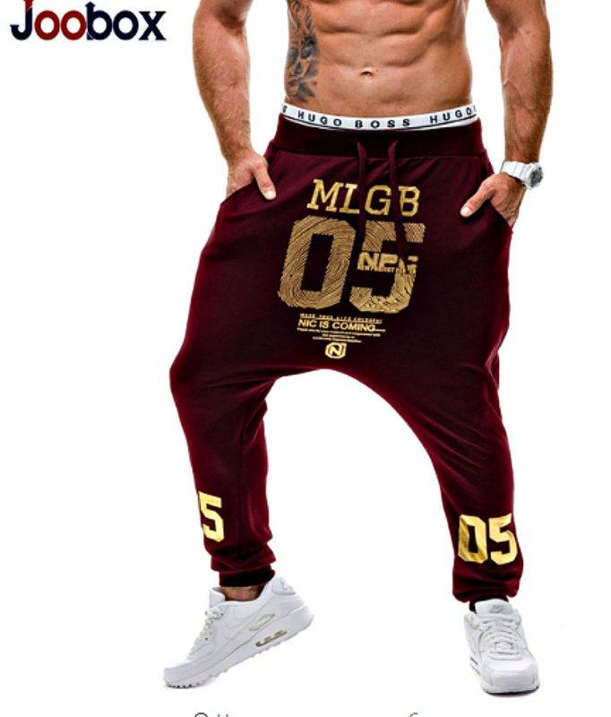 Шаровары мужские спортивные брюки-(джоггеры)