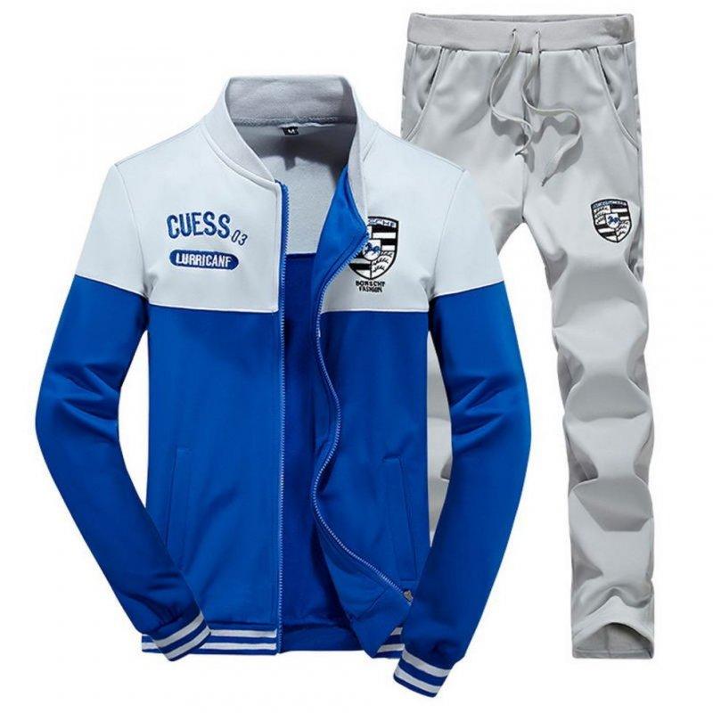 Брендовый мужской спортивный костюм (Худи) куртка + брюки