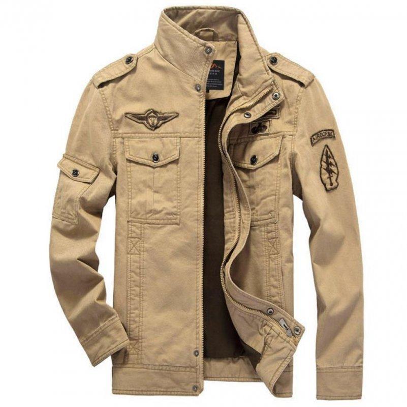 Военный-Бренд Армейские Куртки мужские М-6.