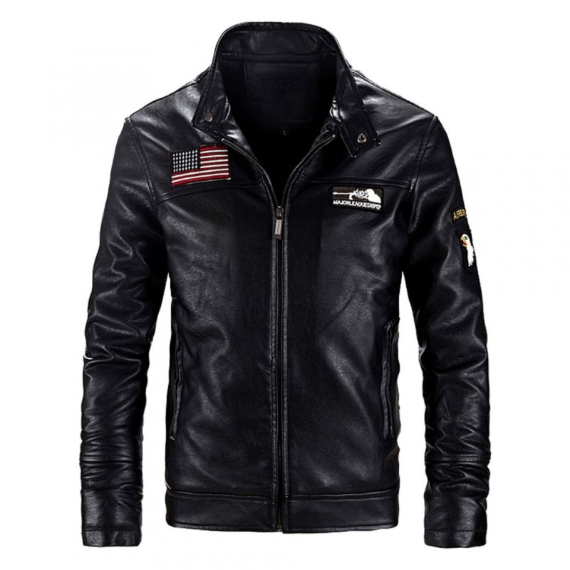 Зимняя тактическая кожаная летная куртка-(Военная Униформа) курточка (бомбер) армии США